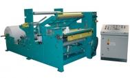 TRL-1RC con singolo svolgitore per rotoli a 1 strato + 1 gruppo stampa flessografico