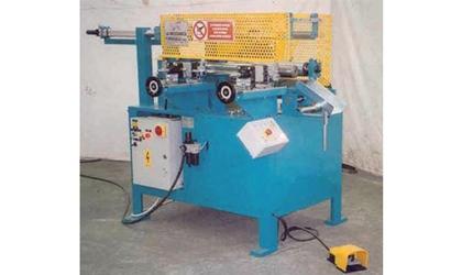 TAN - Macchine manuali e semiautomatiche per il taglio di tubi di cartone