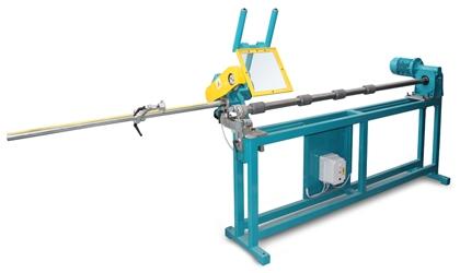 TTL - Macchine manuali e semiautomatiche per il taglio di tubi di cartone