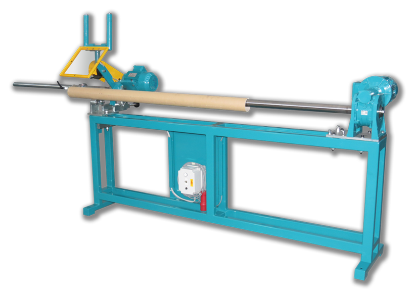 Paper cores tube cutter machine - TTL