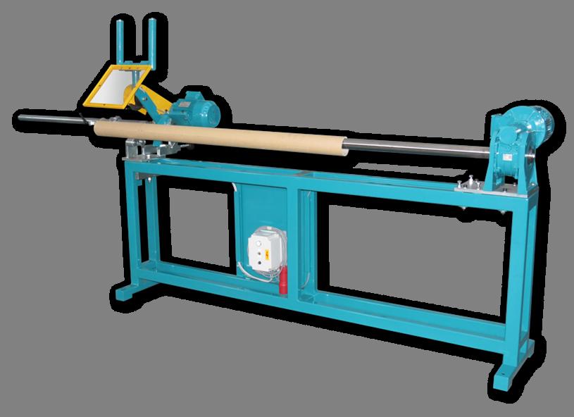 Macchine tagliatubi in cartone - TTL