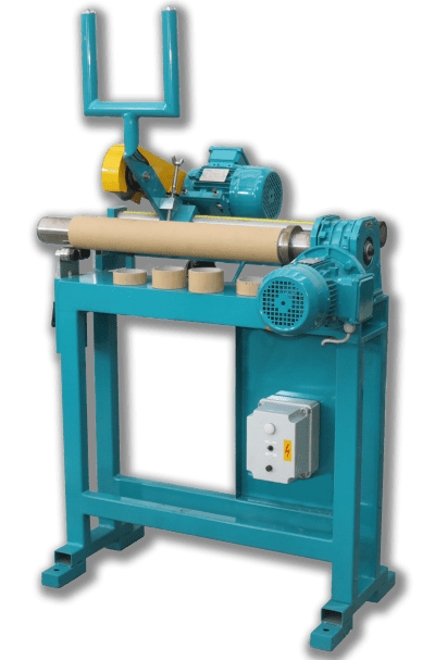TME - Manual and semiautomatic paper tube cutter